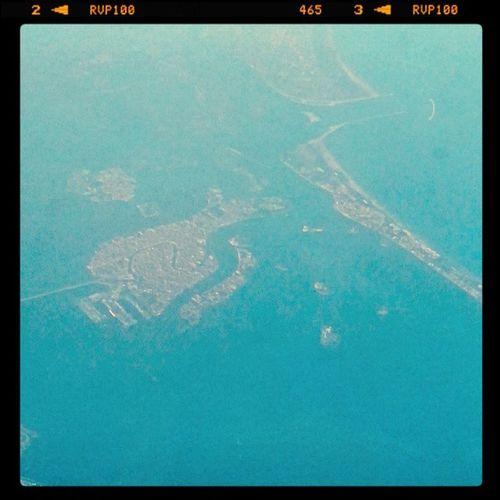 Italy Flying on Venice Italia venezia dall'alto