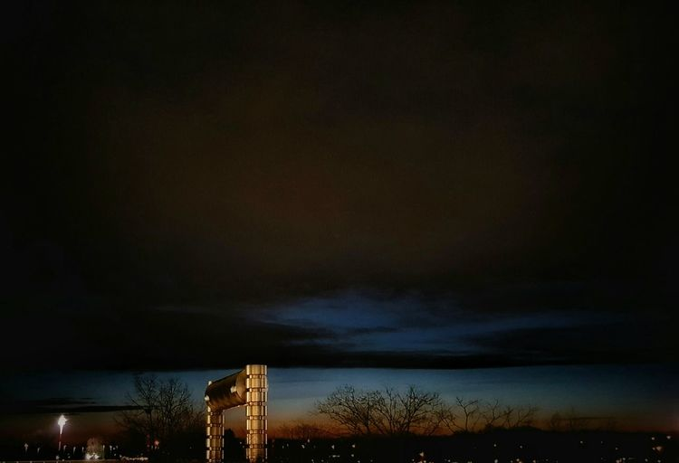 Airport Tegel AntiM Beauty In Nature Cloud - Sky Dark Skyscape Moon Nature Night Night Photography Night Skyline Night View Nightshot No People Outdoors Scenics Sky Sky And Clouds Tranquil Scene Tranquility TXLove The Great Outdoors - 2017 EyeEm Awards