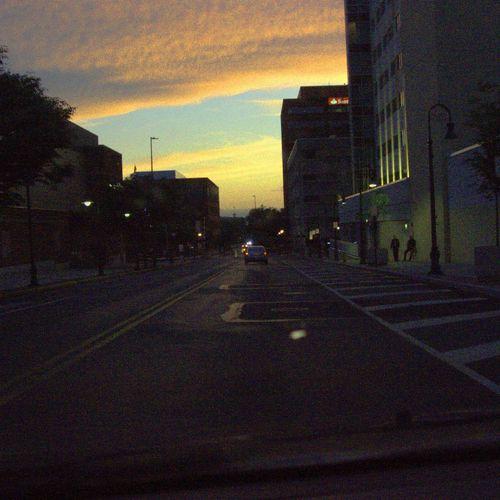 City Street Cloud - Sky Sky Reading, PA.