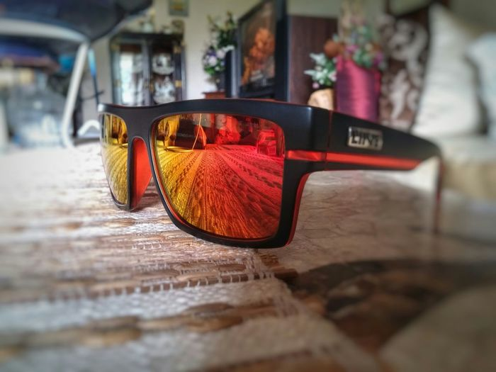 Can't leave without this. Shades Sunglass  Liive Redondo Revo Rust
