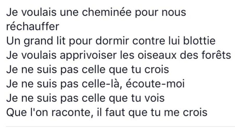 I'm not that girl ❤️ Song Jenesuispascelle Celinedion D'ellesalbum 2007 L'amour Existe Pour Toujours