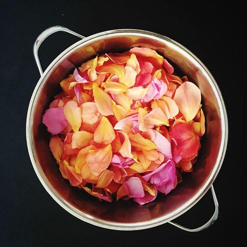 Cooking rose