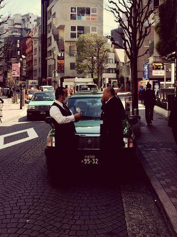 Japan Taxi Azabujuban