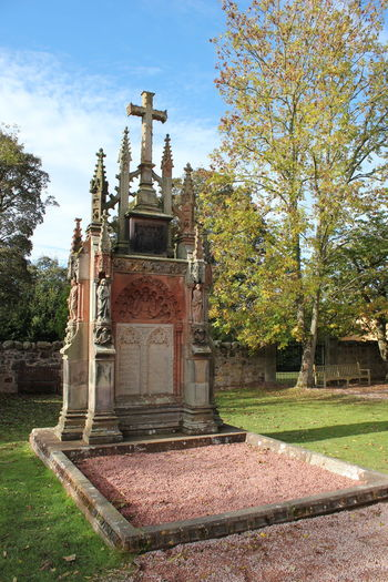 Day Edinburgh No People Outdoors Park - Man Made Space Rosslyn Chapel Scotland Tree
