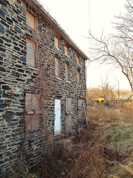Stone Houses  Landscape Ruins