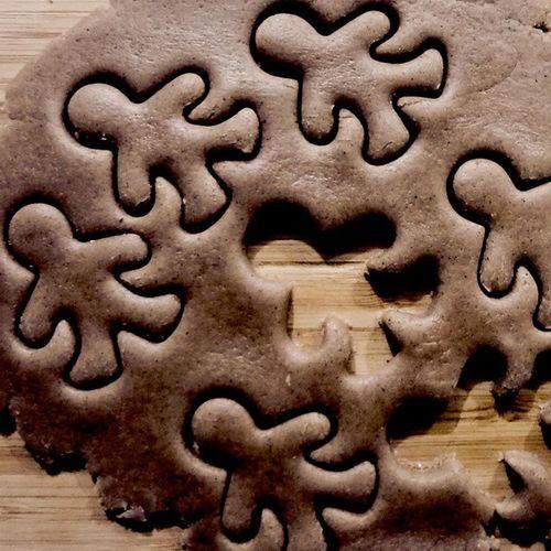 Niños :3 Galletas Cookies Cinnamon Winter christmas navidad canela zimt plätzchen delicious cooking schmeckt instaschön schön cute