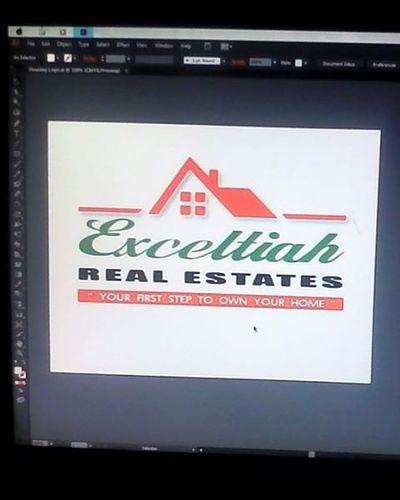 Re-Designed this logo for my client LoveOfArt Allaboutpaper Lloyd_johnz