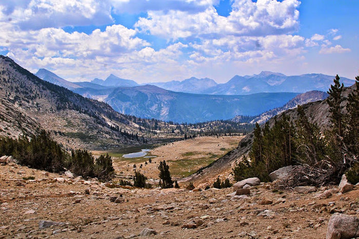 What Makes You Strong? Sierra Nevada Mountains John Muir Trail Happiness