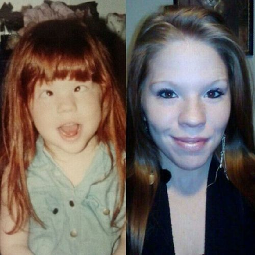 Thenandnow Sillyfaces  Sincedayone Iwascute