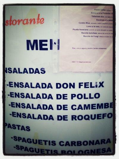 Ensalada Don Felix