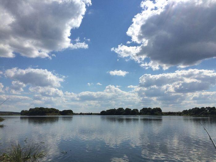 река Ока River Рязань Ryazan