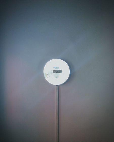 Light Round Light Bulb