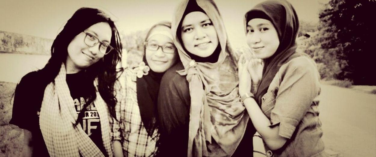 with Bestfriends ❤ :)