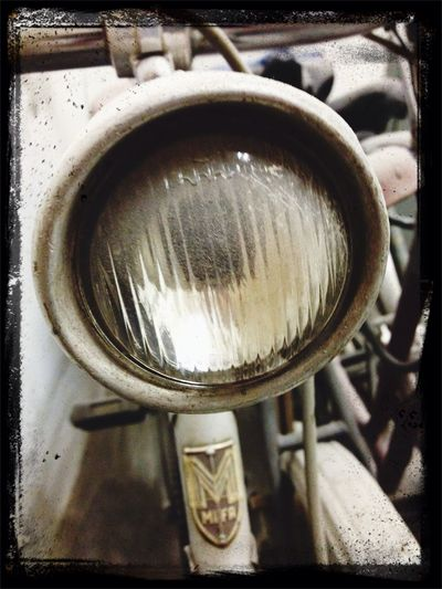 Fahrradlampe Mifa