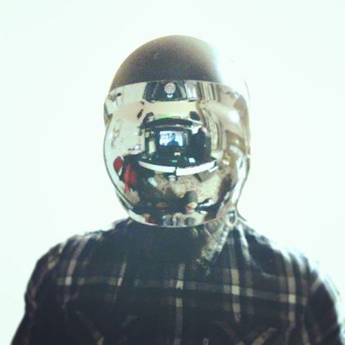 I'm a space cowboy https://youtu.be/5BhWDOG_qI0 Beard Beardlife Harleydavidson Helmet Chrome Bubblevisor Trippy Beardsofinstagram Instabeard Kustomkulture Checkshirt Beardlovers Quote Coolhelmet Barba