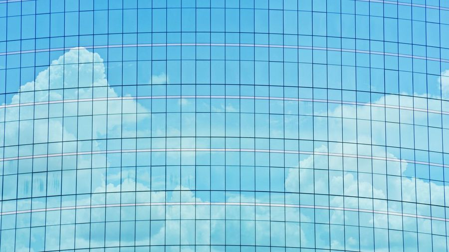 Blue Backgrounds No People Sky Low Angle View Nature Modern Reflection Architecture Full Frame Graph Office Business Day Healthcare And Medicine Corporate Business Glass - Material Close-up Built Structure Office Building Exterior Analyzing Swimming Pool Clean