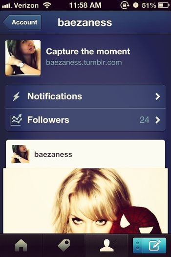 Follow me on tumblr :)