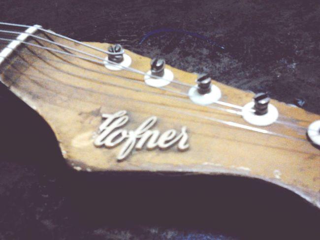 Hofner Guitar Music Germany