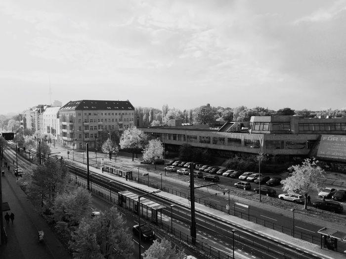 Blackandwhite Fernsehturm My Fuckin Berlin Berlin Tramstation