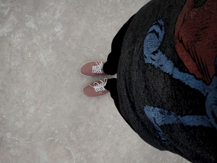 Going out berbuka puasa Vansoffthewall Vansshoes Streetfashion HappyFriday