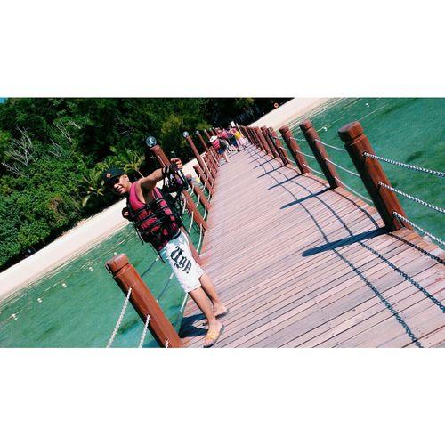 @ Manukan Island, Sabah MY