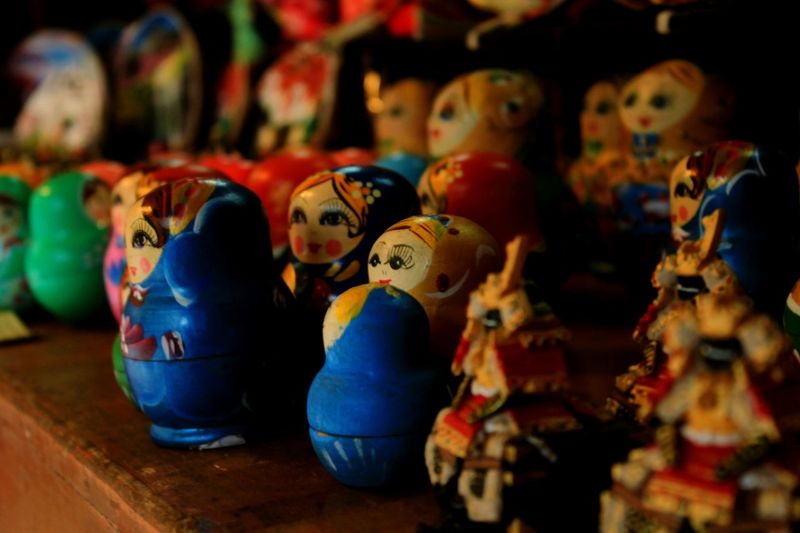 holiday trip in indonesia Holiday Market Traditional Japan Miniature Statue Love INDONESIA Cultures Multi Colored No People Figurine  Close-up Indoors  Day Clown first eyeem photo