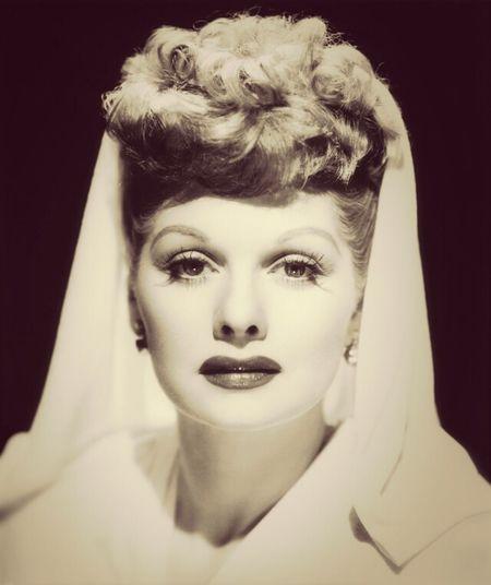 Lucille Ball........
