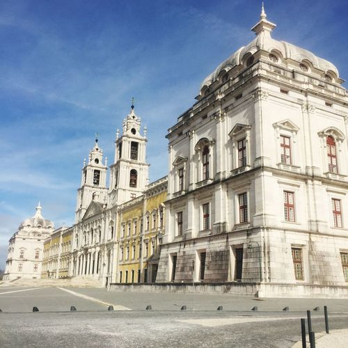 Convento de Mafra Travel Photography Taking Photos Walking Around Eyem Best Shots Monunents Monuments Of The World Monumentos Portugal