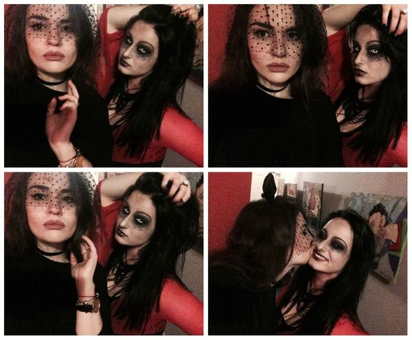 Friends ❤ Halloween Party Check This Out