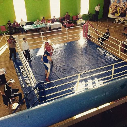 Good morning :) Day 2!! Box Boxingteam Morning