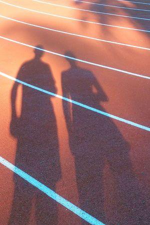 Morning Run Sports Track Shadow Competition Running Track Track And FieldCompetitive Sport Sunlight Sport Fitness Motivation ! Trainning Trainning Photography Puerto Rico Vega Baja, Puerto Rico Taking Photos Caribbean Life Life