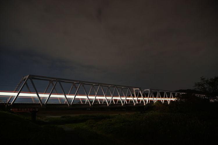 ただの… 鉄橋 Nightphotography From My Point Of View Getting Inspired 夜の徘徊