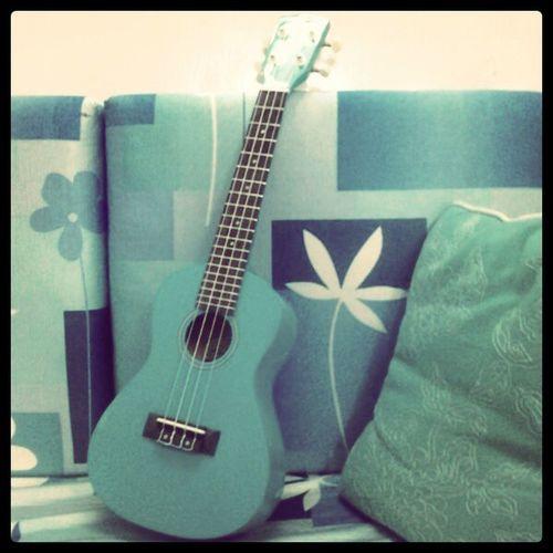 My new ukulele Ukulele Bluehawai Blue Music Makingmusic Small Instrument Cute Glad Matching Pretty New Heyblueeyes Thingsthathaveahole Chords Learning Easy Happy Newlove Instamusic Instamumbai Instadaily Instablue Toomanyhashtags