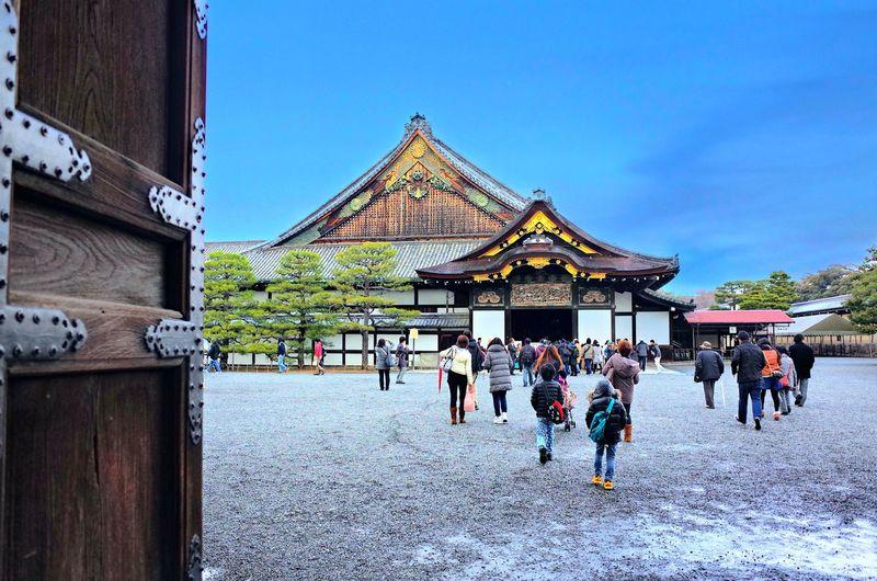 Nijo Castle 二條城