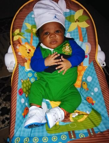 Mommy little man. Mommy love you king??