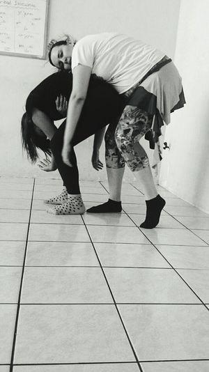 Contemporary Balerina
