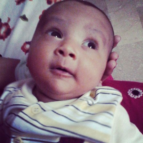 Meli -paallii Cute_shiii Cousin Fatimaa :-* :-*