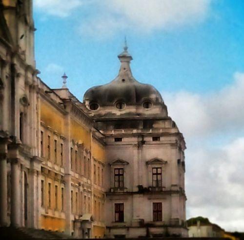 Yellowandblue Convento De Mafra