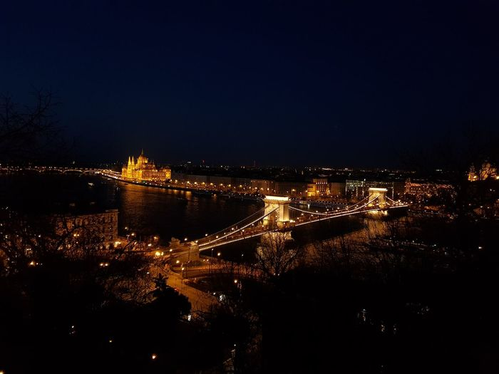 City Cityscape Illuminated Water Politics And Government Sky Boat River Bridge - Man Made Structure Bascule Bridge