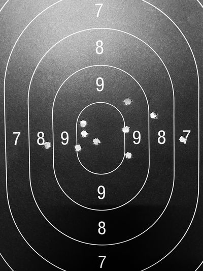 Target practic