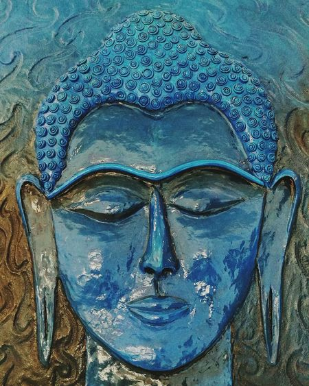 Painting Onthewall Buddha Hotel T24