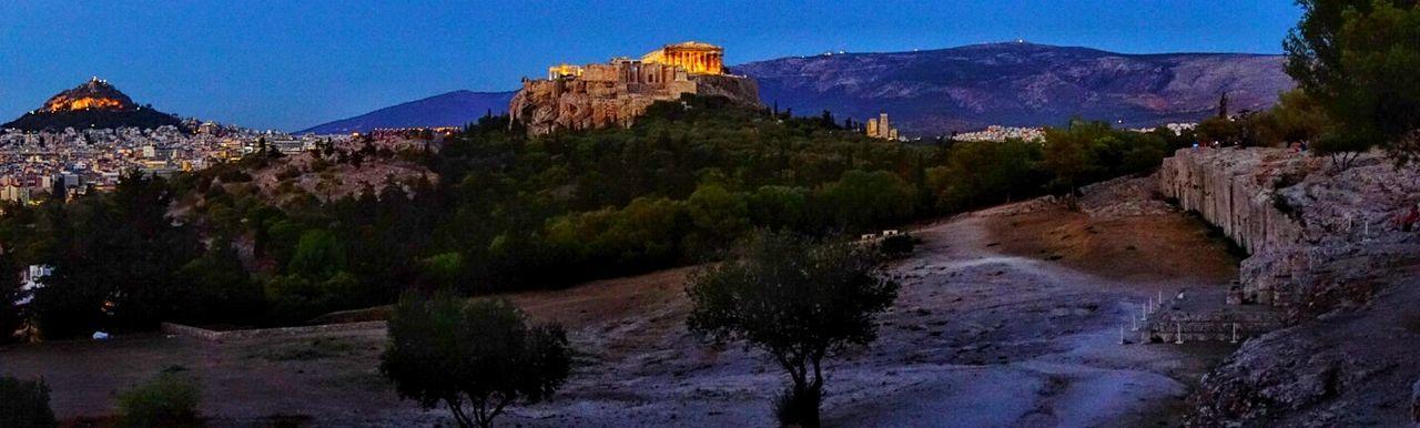Acropolis, Athens Parthenon Acropolis Greece Parthenon Pnyx Πνύκα (pnyx) Lycabettus Lycabettus Athens Athens, Greece