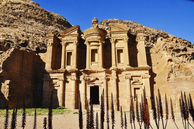 The Monastery,