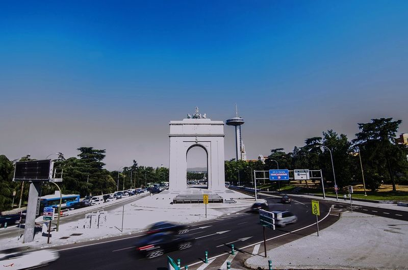 No People Travel Destinations Taking Photos Madrid,spain Madrid ❤ Madrid Moncloa