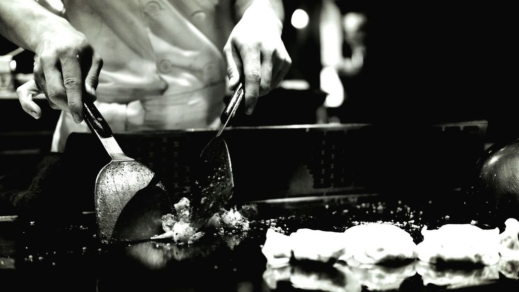 ShareTheMeal Monochrome Photography Blackandwhite Photography Cooking Hot Plate Enjoy Of Life