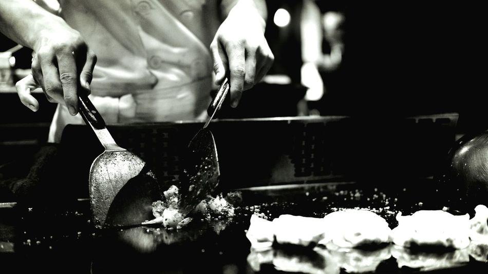 ShareTheMeal Monochrome Photography Blackandwhite Photography Cooking Hot Plate Enjoy Of Life