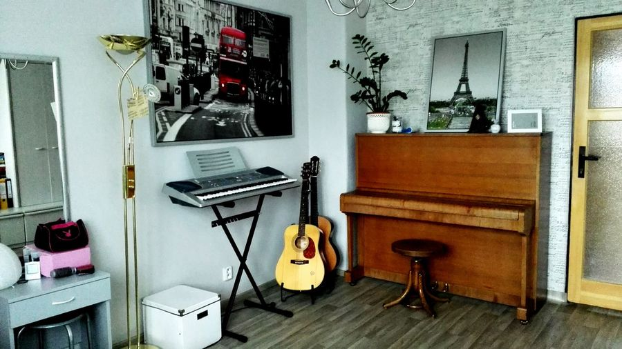 Czech Republic Piano Guitar Doubledeckerbus Eiffel Tower Musician Musicianlife My Room <3 Stay Musician