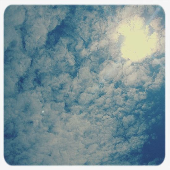 Clouds Paradise! I Want SUMMER!   Sun!