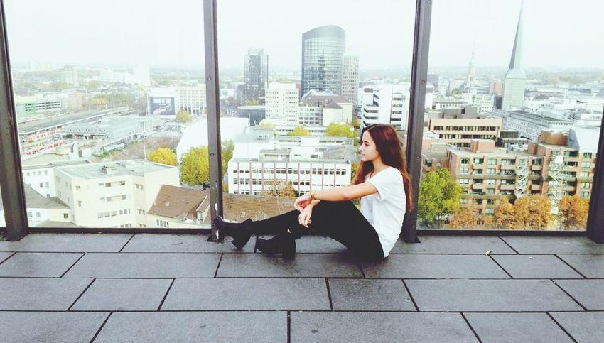 Dortmund Dortmunder_U Enjoying Life Oben 😍 Hello World
