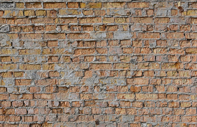 Background texture of old broken red brick wall Backgrounds Brick Brick Wall Textured  Architecture Full Frame Wall Built Structure Old Construction Material Wall - Building Feature No People Building Exterior Close-up Pattern Day Weathered Brown Outdoors Textured Effect Cement Broken